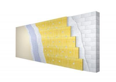 Vanjski zid iz pjenobetona