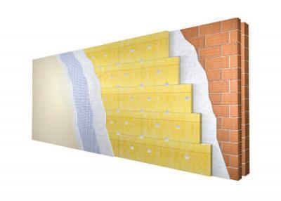 Vanjski zid iz tradicionalne cigle