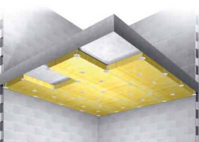 Stropovi u negrijanim prostorima prema grijanim prostorima