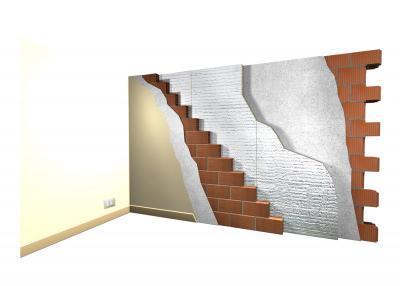 Dvoslojni vanjski zid - Brza ugradnja
