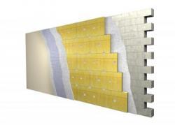 Vanjski zid iz vibro betona