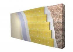 Vanjski zid iz pune cigle