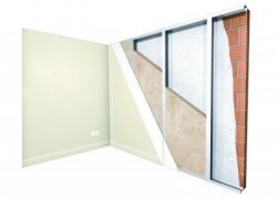 Cigleni zid - Odlična zvučna izolacija