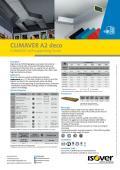 List sa podacima - Climaver A2 Deco
