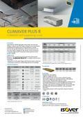 List sa podacima - Climaver Plus R