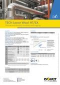 List sa podacima - Tech Loose Wool HT/EX