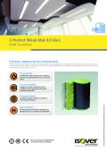 List sa podacima - U Protect Wired Mat 4.0 Alu1