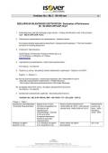 Izjava o svojstvima - Ventilam Alu 80-100