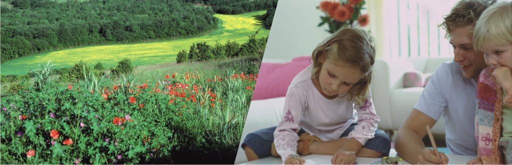 Udobno stanovanje - U suglasju s prirodom